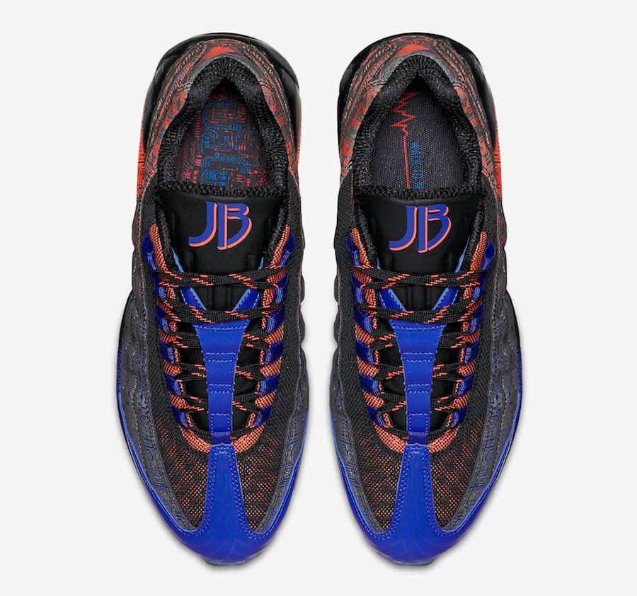 Nike Air Max 95 Doernbecher DB 2019 839165-064 Release Date