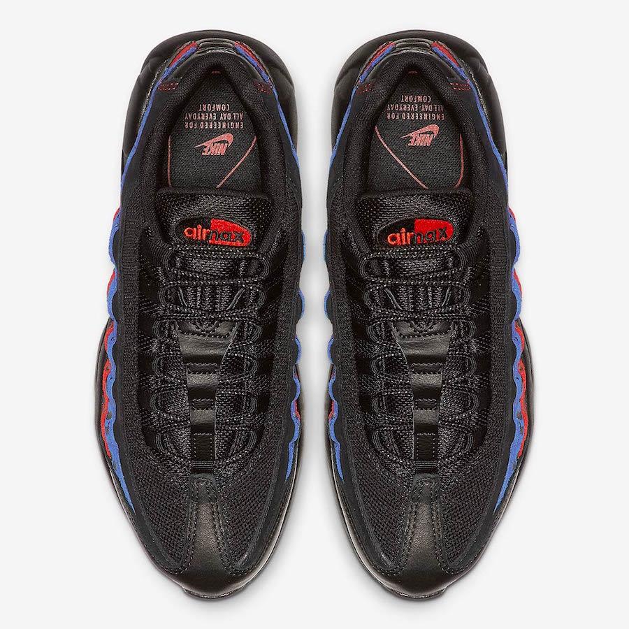 Nike Air Max 95 Leopard CD0180-001 Release Date
