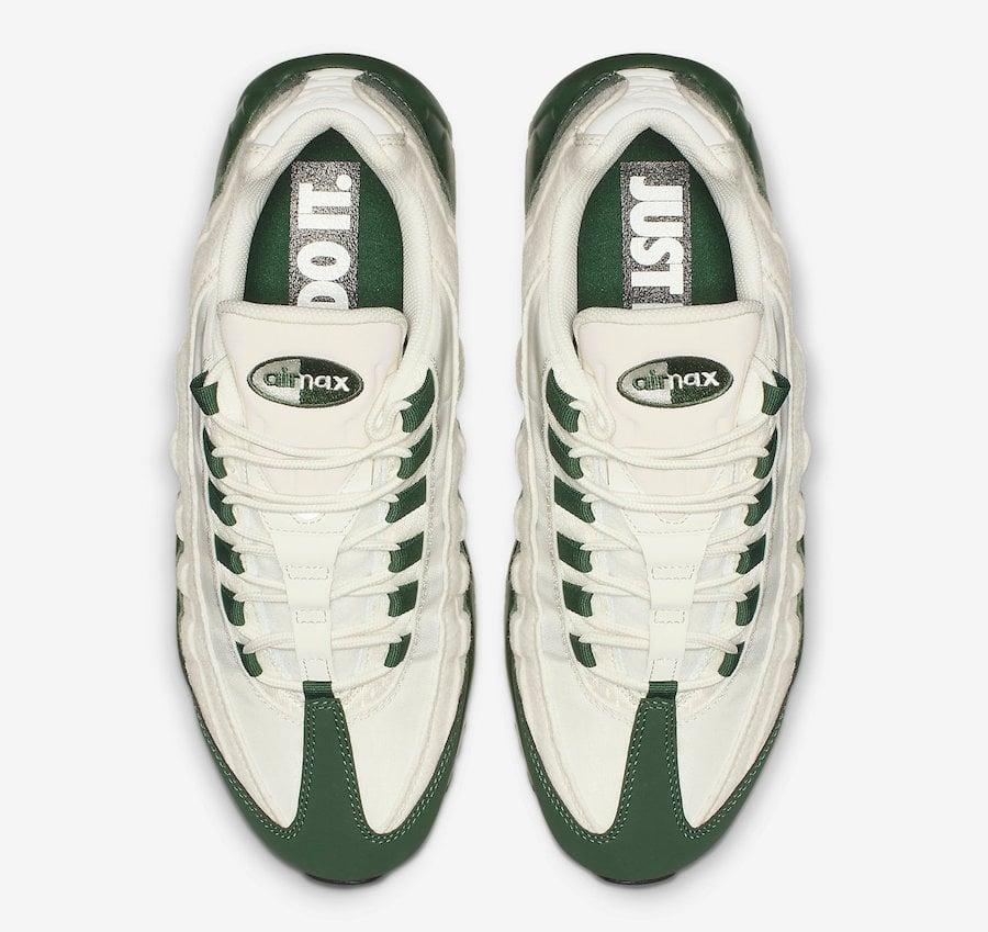 Nike Air Max 95 Sail Green BV9205-300 Release Date