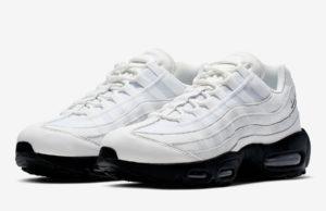 Nike Air Max 95 Summit White Black AQ4138-102 Release Date
