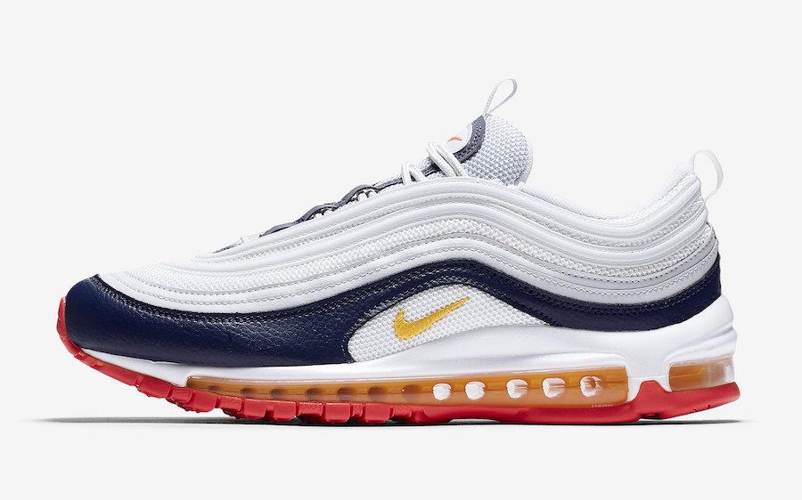 Nike Air Max 97 Laser Orange 921733-015 Release Date