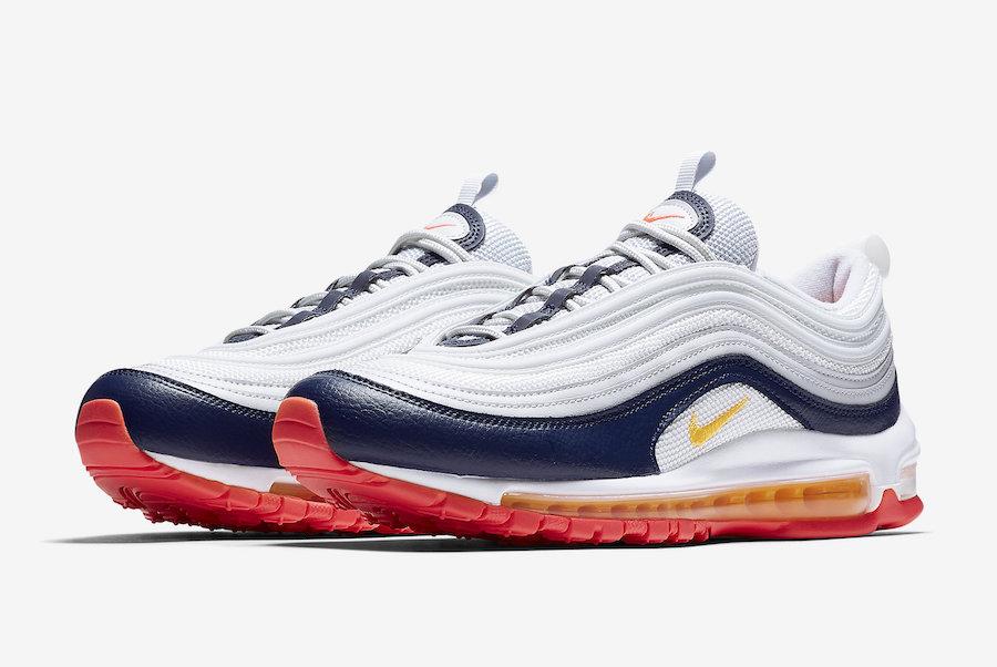 5d1c3322f0 Nike Air Max 97 Laser Orange 921733-015 Release Date | SneakerFiles