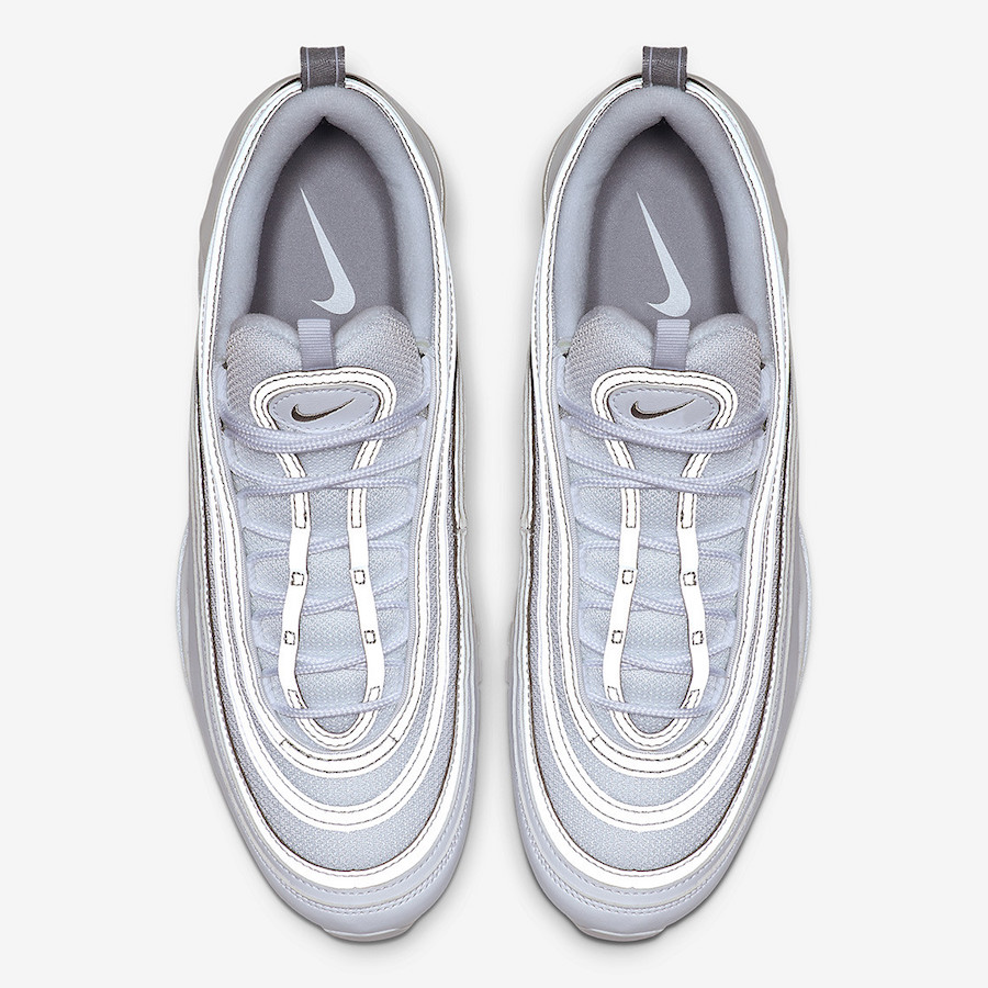 Nike Air Max 97 Reflect Silver 921826-105 Release Date