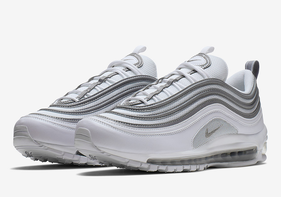 best service 20570 cbdf6 Nike Air Max 97 Reflect Silver 921826-105 Release Date