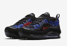Nike Air Max 98 Black Leopard BV1978-001 Release Date