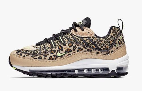 Nike Air Max 98 Leopard Pack