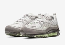 Nike Air Max 98 Vast Grey Fresh Mint 640744-011 Release Date