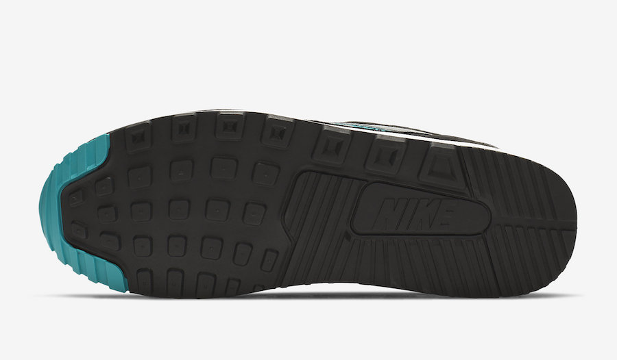 Nike Air Max Light Teal AO8285-103 Release Date