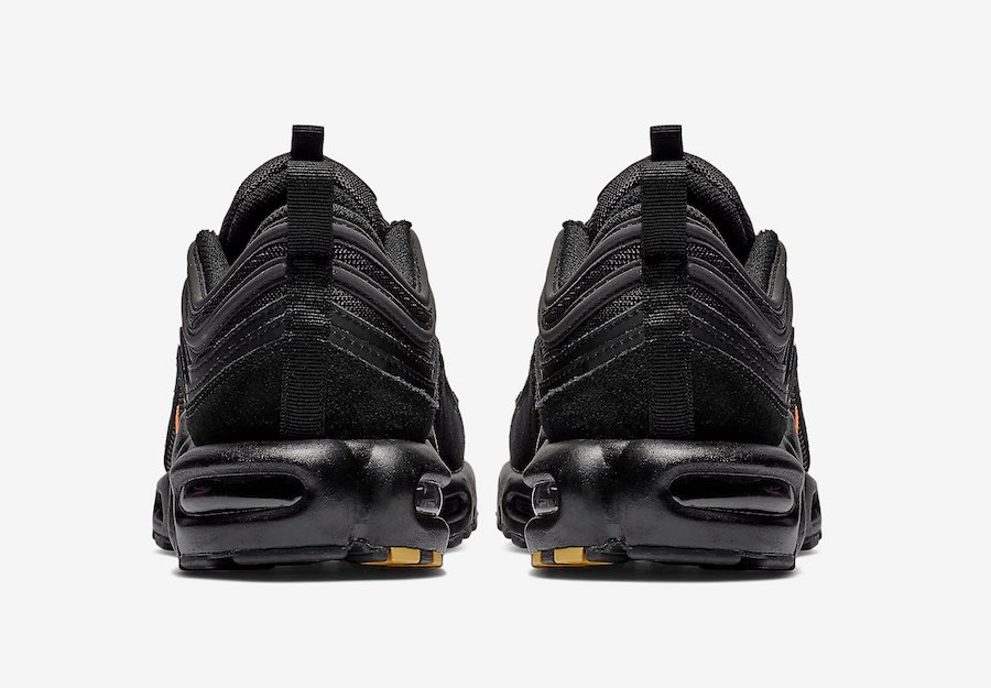 Nike Air Max Plus 97 Black Orange CD7862-001