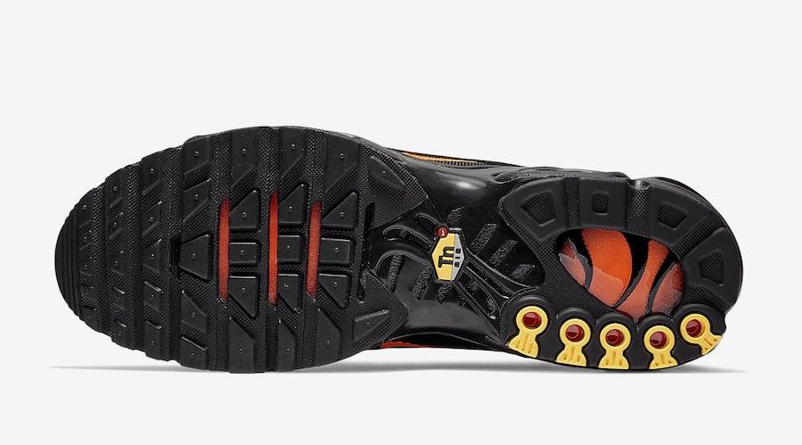 Nike Air Max Plus 97 Black Orange CD7862-001