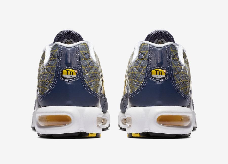 Nike Air Max Plus BV1983-500 Release Date