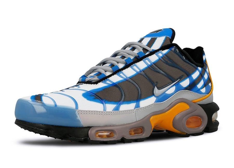 Nike Air Max Plus Premium Photo Blue 815994 400 Release Date