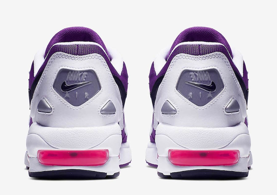 Nike Air Max2 Light AO1741-103 Release Date