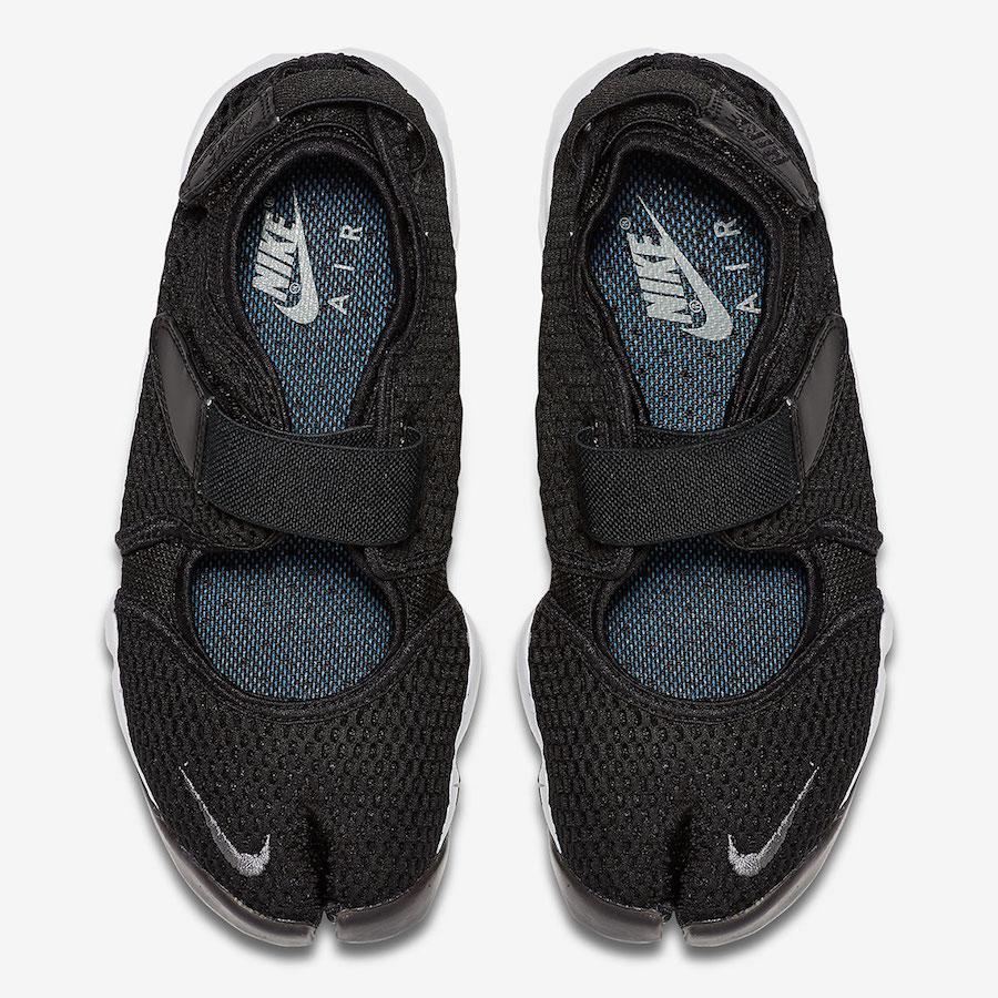 Nike Air Rift Black 848386-001 Release Date