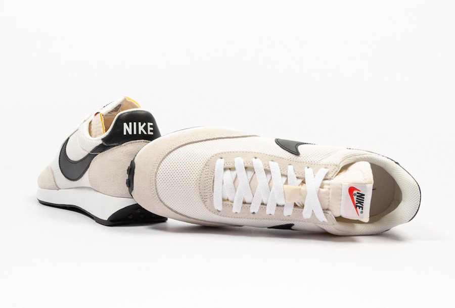 Nike Air Tailwind White Black 487754-100 Release Date