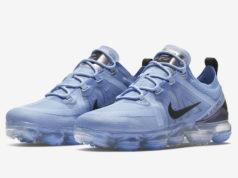 Nike Air VaporMax 2019 Aluminum Blue AR6632-401 Release Date