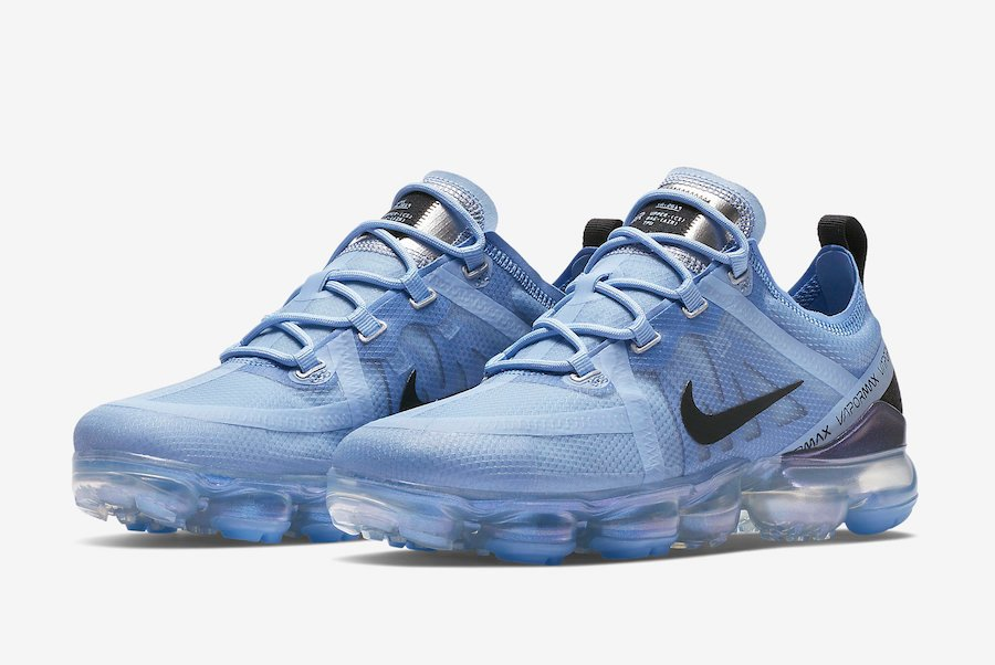 Nike Air VaporMax 2019 Aluminum Blue AR6632-401 Release Date