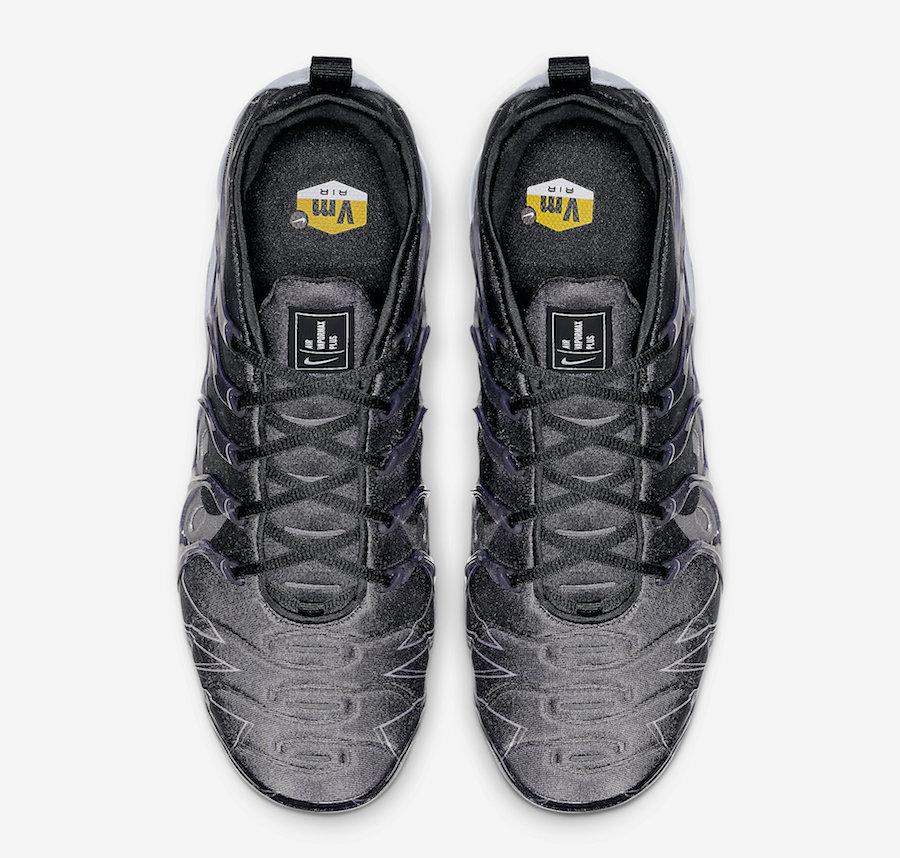 Nike Air VaporMax Plus Black Wolf Grey BV7827-001 Release Date