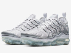 Nike Air VaporMax Plus Silver White 924453-106 Release Date