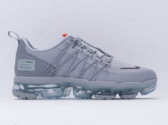 Nike Air VaporMax Run Utility Wolf Grey Team Orange BV1281-001