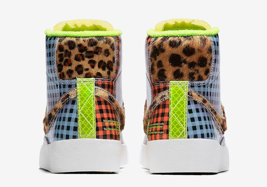 Nike Blazer Mid Gel CJ4239-491 Release Date