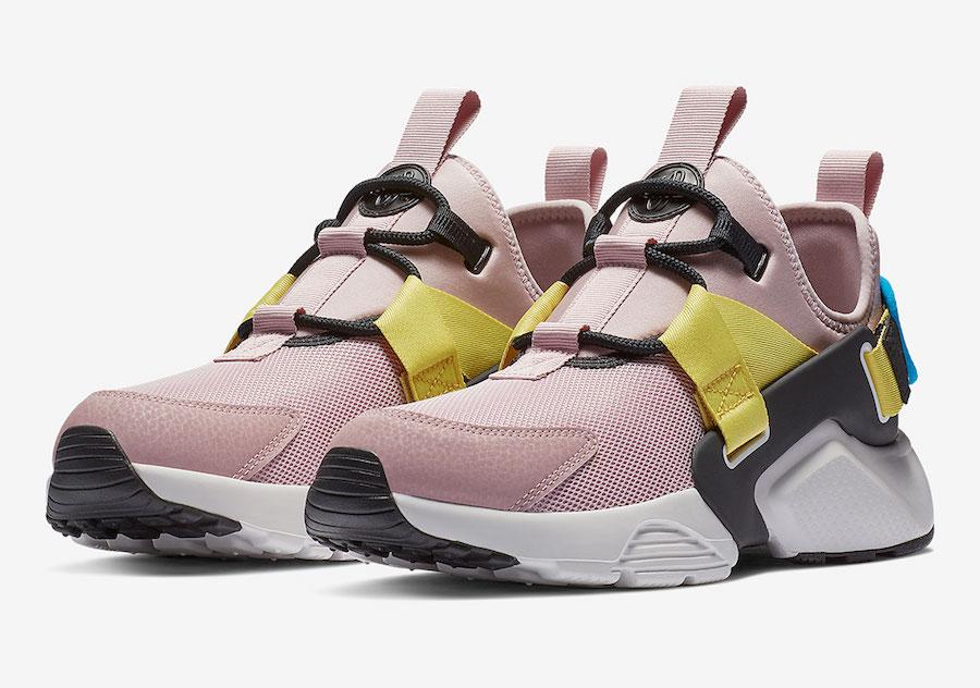 43c2a1b725ce Nike Huarache City AH6804-500 AH6804-403 Release Date