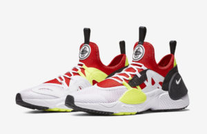 Nike Huarache EDGE TXT University Red Volt AO1697-100