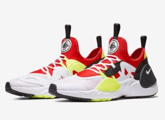 Nike Huarache EDGE TXT University Red Volt AO1697-100