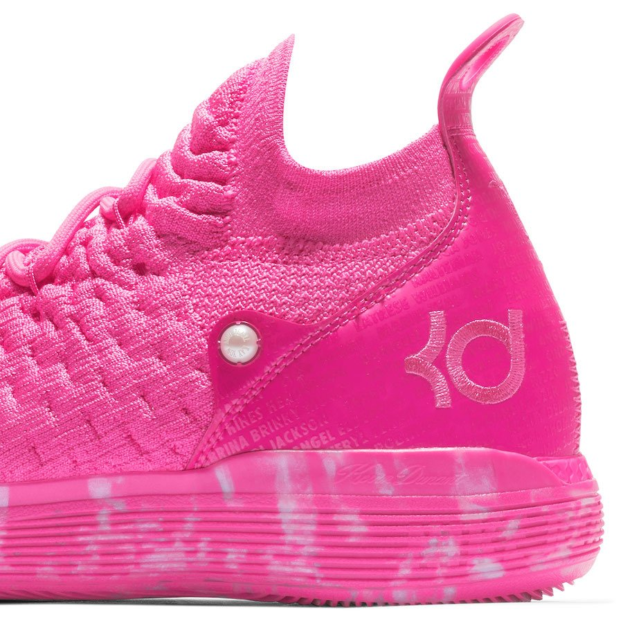 Nike KD 11 Aunt Pearl BV7721-600 Release Date