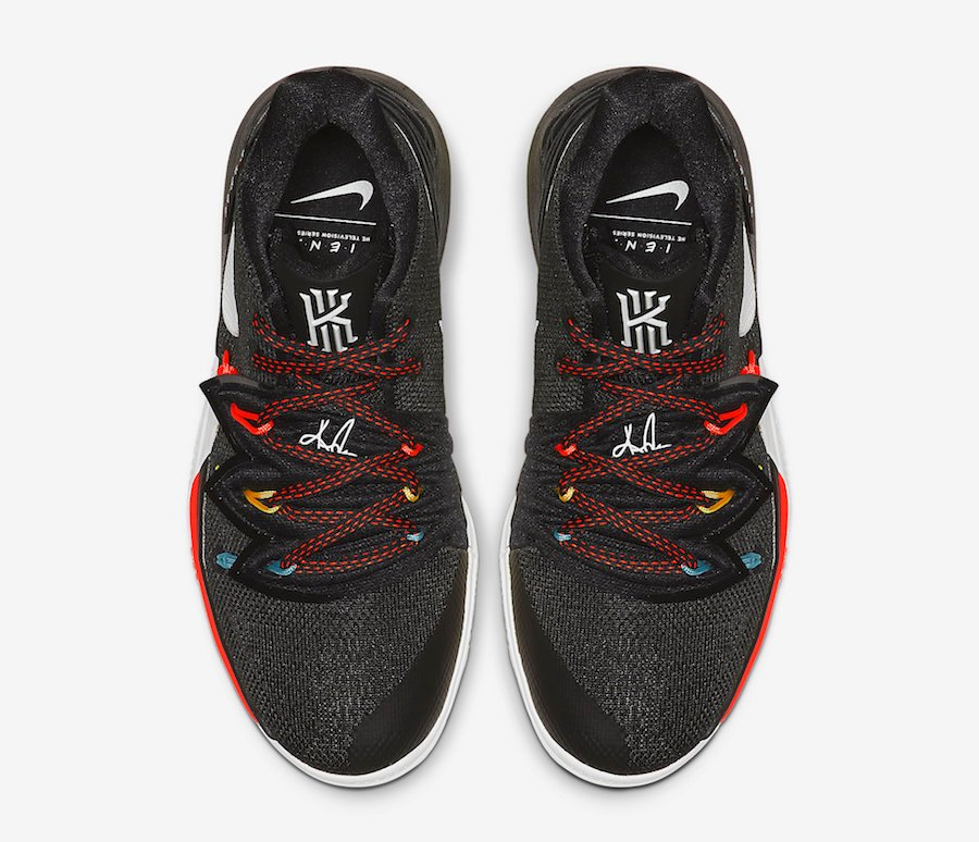 Nike Kyrie 5 Friends AQ2456-006 Release Date