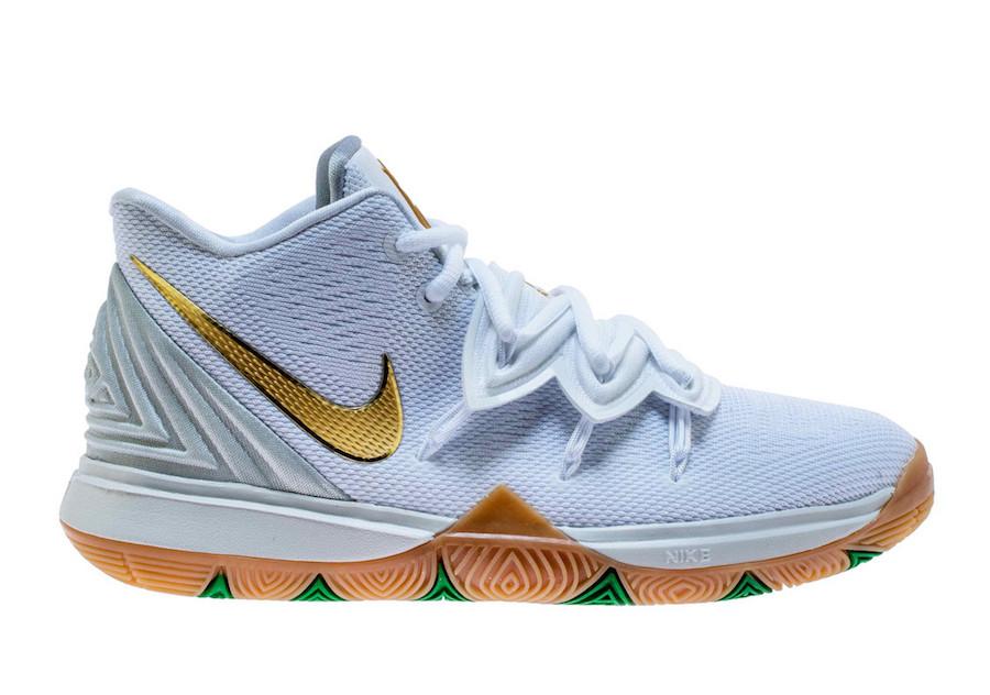 Nike Kyrie 5 Irish AQ2456-170 Release Date