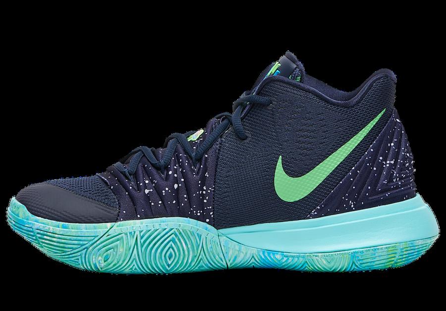 Nike Kyrie 5 UFO AO2918-400 Release Date