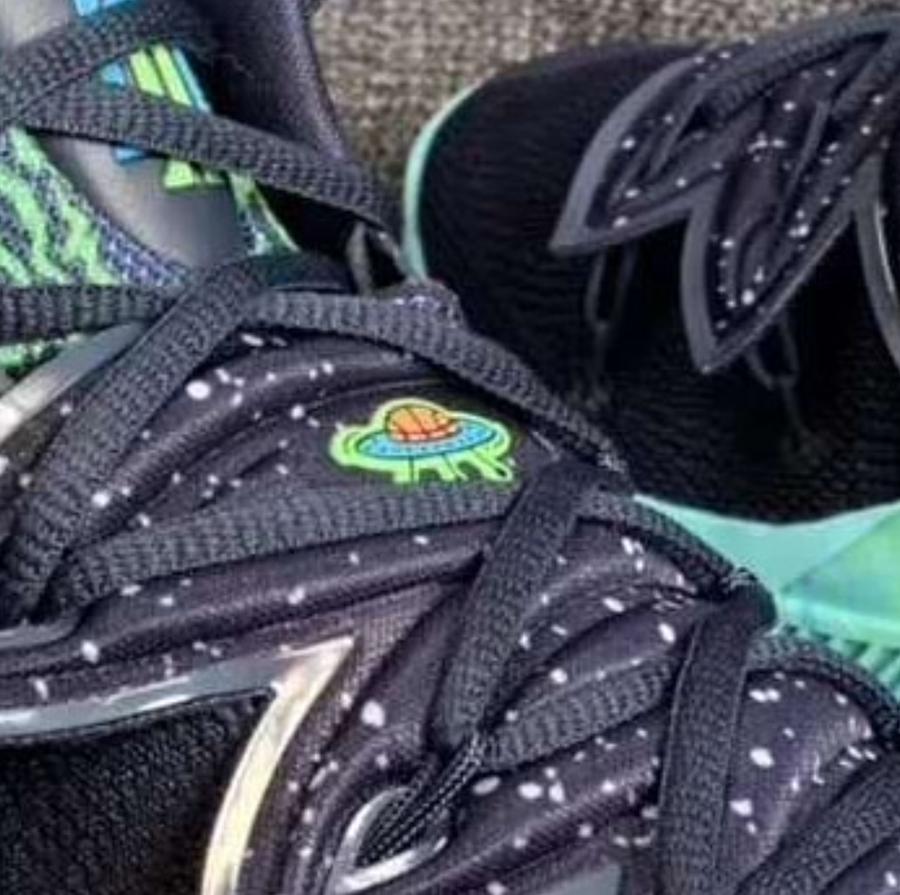 Nike Kyrie 5 UFO Green Black Release Date