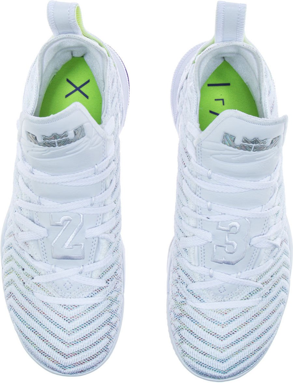 Nike LeBron 16 Buzz Lightyear AO2588-102 Release Date Price
