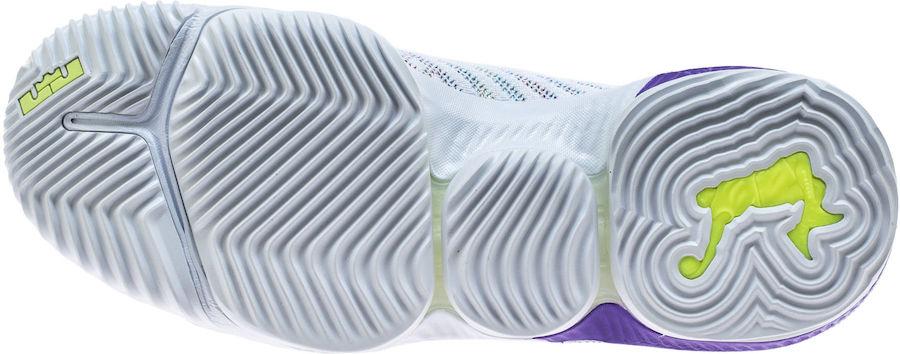 36bfb23eb6f44 Nike LeBron 16 Buzz Lightyear AO2588-102 White Multi-Color Hyper ...
