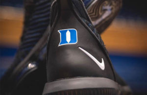 Nike LeBron 16 Duke Blue Devils PE