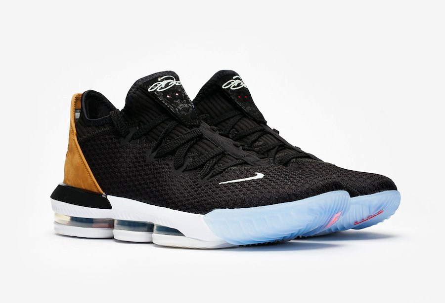 2437c970 Nike LeBron 16 Low Release Dates, Colorways | SneakerFiles