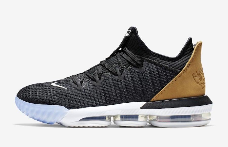 Nike LeBron 16 Low Release Date