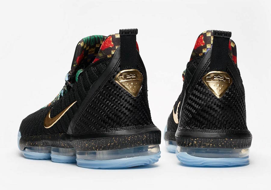 Nike LeBron 16 Watch The Throne CI1518-001 Release Date Price