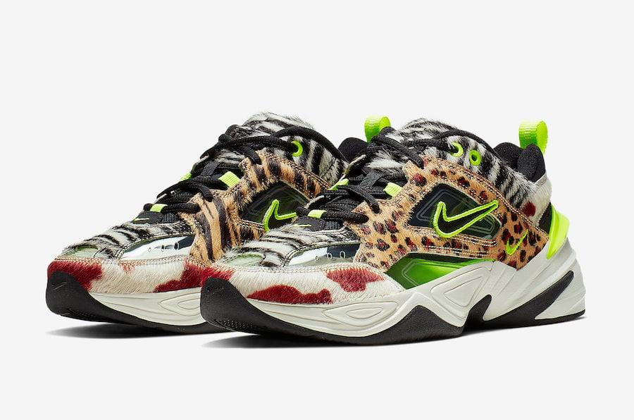 Nike M2K Tekno Animal Print CI9631-037 Release Date