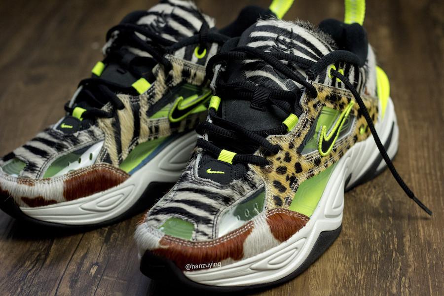 Nike M2K Tekno Animal Print CI9637-037 Release Date