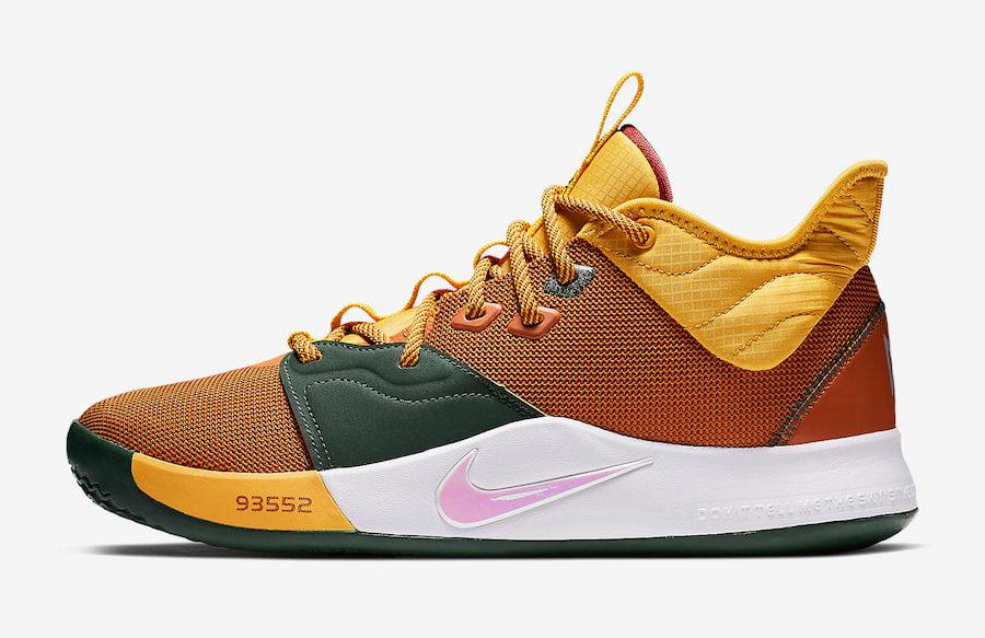 Nike PG 3 All-Star ACG CI2140-901 Release Date