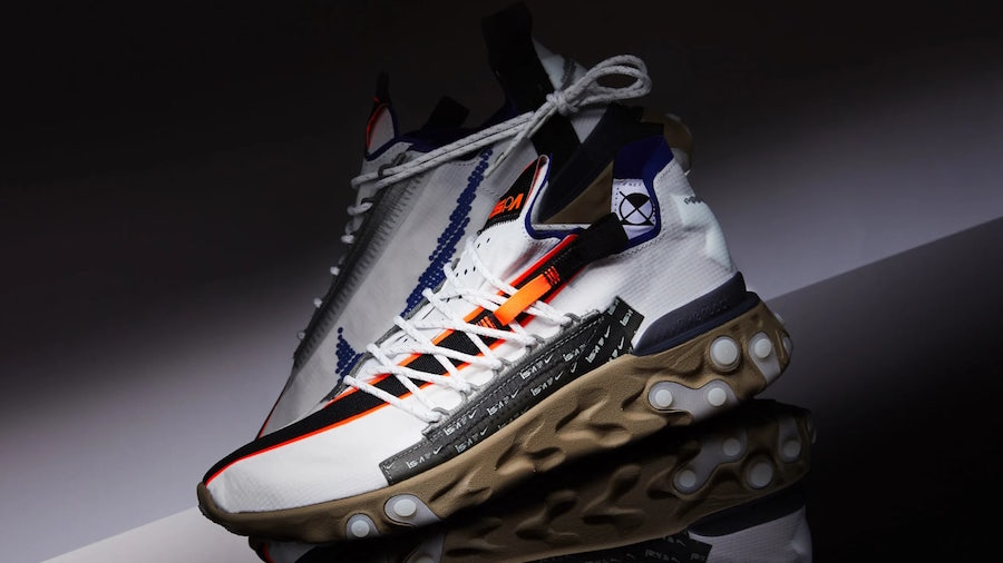 Nike React WR ISPA Summit White Royal Blue AR8555-100 Release Date