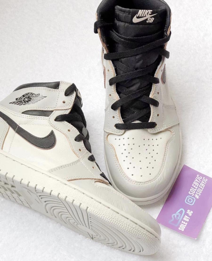 Nike SB Air Jordan 1 CD6578-006 Release Date