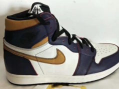 Nike SB Air Jordan 1 Lakers Release Date