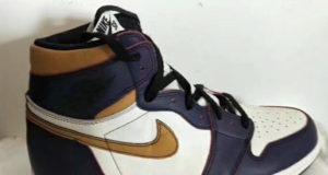 Nike SB Air Jordan 1 Lakers Release Date