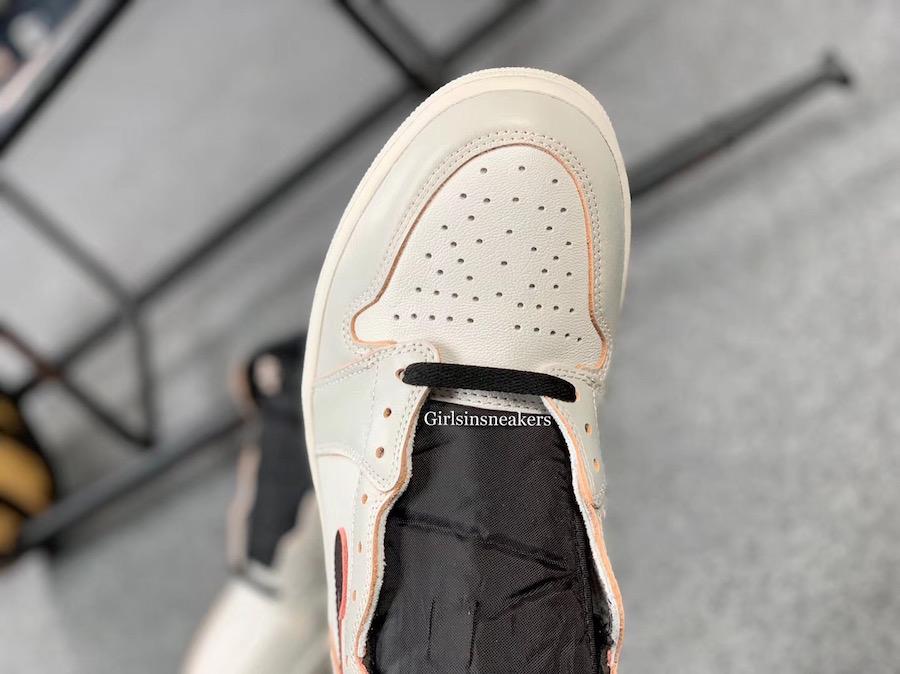 Nike SB Air Jordan 1 Light Bone CD6578-006 Release Date Price