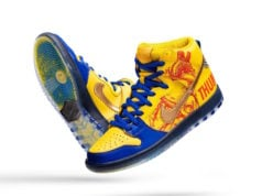 Nike SB Dunk High Doernbecher DB 579603-740 Release Date