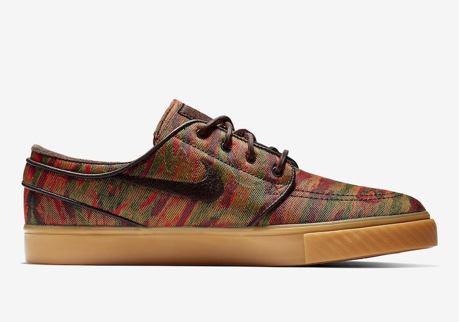 Nike SB Stefan Janoski 705190-900 Release Date