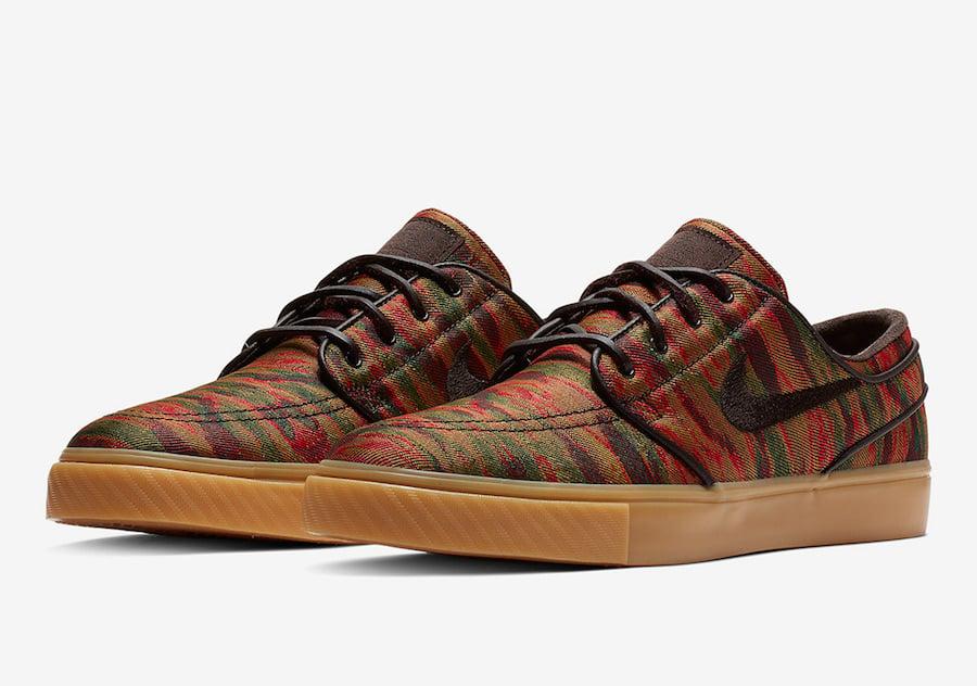e7d066260b950 Nike SB Stefan Janoski 705190-900 Release Date | SneakerFiles